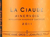 Minervois La Ciaude 2011