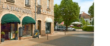 La boutique à Beaune