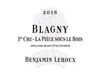 Blagny 1er cru La Pièce Sous Le Bois 2018