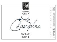 La Champine Syrah 2019