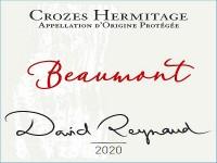 Crozes-Hermitage Beaumont 2020