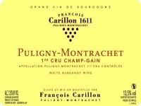 Magnum Puligny-Montrachet 1er cru Champs Gains 2018