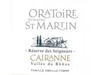 Cairanne La Reserve des Seigneurs 2019