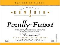 Pouilly-Fuissé Lamure 2018