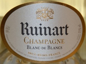 Magnum de Champagne Blanc de Blanc