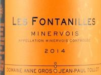 Minervois Les Fontanilles 2014