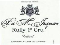 Rully 1er cru Gresigny